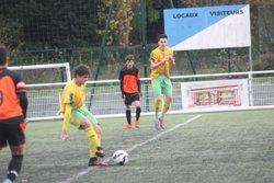 MATCH DE COUPE U18 RIBERAC-BOULAZAC - CLUB ATHLETIQUE RIBERACOIS