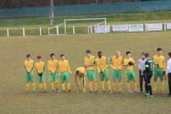 VICTOIRE DE L ENTENTE U18A 3-2 FACE A NOTRON/ST PARDOUX - CLUB ATHLETIQUE RIBERACOIS