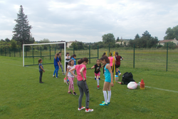 Les U15 Féminines - Caumont Football club