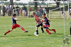 Le Tournoi à Mudaison des U8/U9 - Caumont Football club