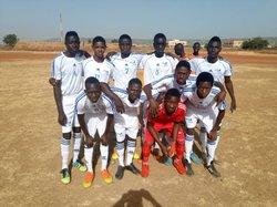 Carré d as championnat minimes - centre de football ibrahim coulibaly de banankoro