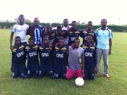 Cfic 2017 - centre de football ibrahim coulibaly de banankoro