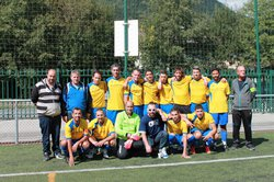 seniors - Section Foot du Club des Sports de Chamonix