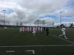 Victoire des U17 DH : Chaumont FC 1 / Stade de Reims 2 (11/03/2018) 3 buts à 2
