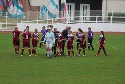 Football Féminin contre villers semeuse2 18/09/2016 - CHEVEUGES ST AIGNAN CERC.OM.