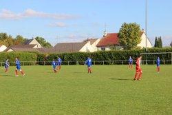 Match U15 Malesherbes - coc chilleurs aux bois