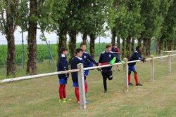 Tournoi U13 & U15 Gidy - coc chilleurs aux bois