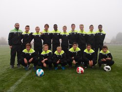 FINALE U15 COUPE DORDOGNE : COCC - TRELISSAC FC a ROUFFIGNAC....