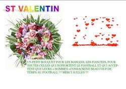 POUR LA ST VALENTIN....