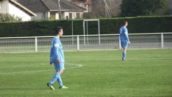 Match du Co La Couronne 2 contre Isle d'Espagnac FCC - COC FOOTBALL  LA COURONNE