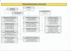 Organigramme COCLEON