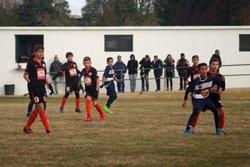 Nîmes Lasallien vs Bagnols-Pont U13 (18 nov. 2017) - NIMES LASALLIEN