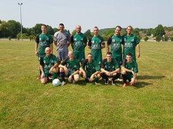match amical J.S. Andryes - Corvol F.C. : 3-2 - CORVOL F.C.