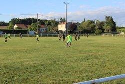 Match amical Luxé/Mons du 11/08/2017 - CROISSANT D'OR LUXE