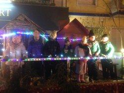 Char de la ST Nicolat du Cs Charmes du 03/12/17 - CLUB SPORTIF DE CHARMES