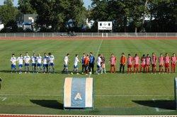 U18 VS Pauillac - Coupe du département 22102016 - C.S.LANTONNAIS