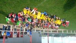Journée inter écoles de foot, Trévol 2014 - Club Sportif Thielois
