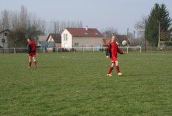Courlaoux vs Viry (match amical 15/03/15) - Club Sportif de Viry