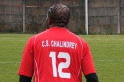 chalindrey- nogent - CHEMINOTS SPORTIFS DE CHALINDREY