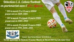 Détection C.S. Cellois Football