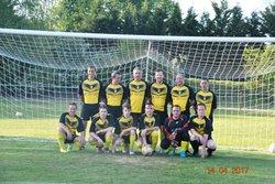 Match Equipe 3 - C.S.Dissay - Bonneuil matours  le 16 Avril 2017 - Club Sportif de Dissay