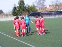 CSG U12 - Mons AC : 2-4 - Club Sportif Gondecourtois