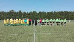 3ème tour Coupe de l'Oise à Guiscard - CLUB SPORTIF DE HAUDIVILLERS