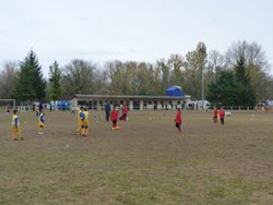 Plateau U8-U9 Meximieux Villieu du 11 Novembre 2017 (Equipe 1) - Club Sportif Jeunesse Châtillonnaise