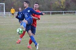 Match CSJC Séniors 1 - SC Porte de l'Ain 2 du 05/11/17 - Club Sportif Jeunesse Châtillonnaise