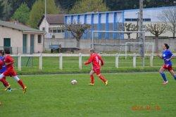MATCH CONTRE VOLVIC LE 19 AVRIL 2015 - associationCSPG sportive feminine