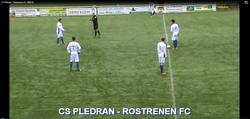 CS Plédran - Rostrenen FC : résumé du match en vidéo