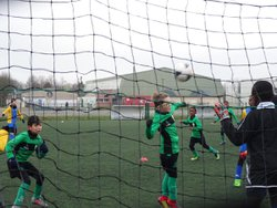 Reprise de nos U10A ce week end.