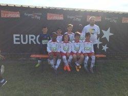 U10A : Qualification Euro Poussin