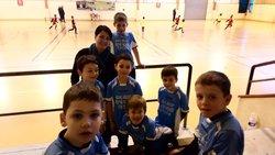 Tournoi futsall à Questembert U8 U9 - Club Sportif Saint Gaudence Foot Allaire