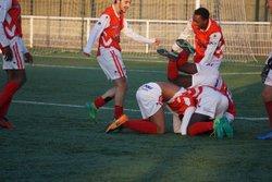 U17 Coupe de Normandie: L'aventure coupe continue. Vicotire 3 buts à 2 face à Dieppe