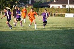 Match amical du 17 août 2016 opposant le CSV à Vaux sur Blaise. Score final 1 à 9. - CLUB SPORTIF VILLIERS EN LIEU