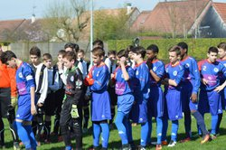 U15 : CTE FC - FC 3 Chateaux du 25/03/2017 - CHATEAU THIERRY ETAMPES FOOTBALL CLUB