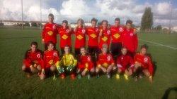 U19 - Les Diables Rouges