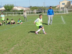 u 13 match amical contre st gabriel