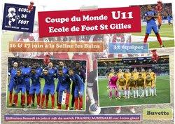 Nos Actions EFSG - Ecole de Foot Saint Gilles