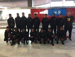 Nos U15 à Paris et Madrid - 2018 - Ecole de Foot Saint Gilles