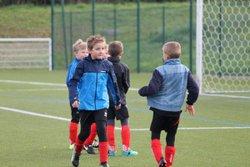 plateau u8u9 à Maroilles 7 octobre 2017 - Ecole de Football de l'US Villers Pol