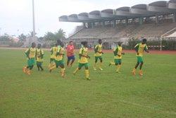 U19 face au Geldar - Etoile Filante IRACOUBO