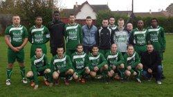 photo équipe senior - Espoir Football Club de Condé sur Huisne