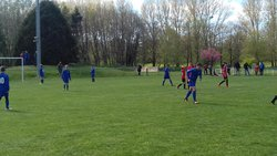 L'EFCV au tournoi de Pâques à Belbex - Entente Football Châtaigneraie Veinazes