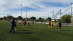 25-03-17 Championnat U17 Montauban FC Tg3 vs EFDR - Ecole de Football des Deux Rives 82