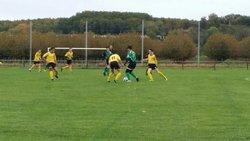 11-11-17 U17 Championnat Honneur - Bessens AS vs EFDR - Ecole de Football des Deux Rives 82