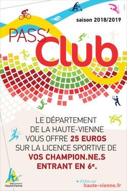 PASS'CLUB