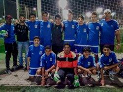 U16 TEAM - ELITE FOOTBALL ACADEMY EGYPTE