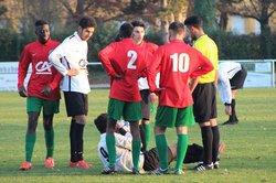 Coupe Gambardella ASSEP U19 - USAG UCKANGE U19 - ASSOCIATION SPORTIVE STRASBOURG ELSAU PORTUGAIS